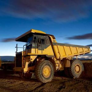 MSHA 24-Hour New Inexperienced Surface Miner